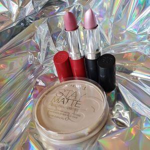 Rimmel makeup bundle.